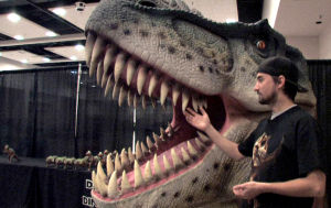 Discover the Dinosaurs: Invading Collinsville