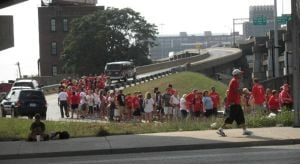 Huge crowd ramped up, literally, at Cards game Sunday