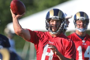 Daily Bits: Sam Bradford, a lucky man