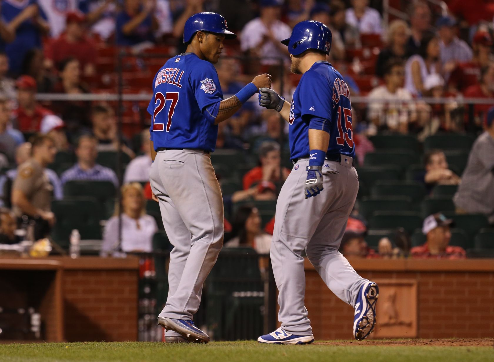 Cubs break out just as Maddon expected