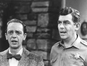 Andy Griffith, 'Sheriff Taylor,' dies at 86