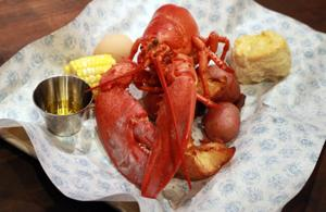 Kevin Nashan's Peacemaker Lobster & Crab Co. is serious seafood fun