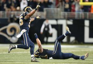 Rams notebook: Rams begin bye-week workouts