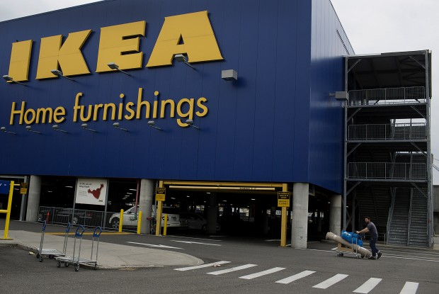 Ikea makes it official st louis store to open in fall of for Ikea jobs pay