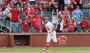 Wong's homer in 14th gives Cardinals 3-2 win
