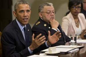 President's policing task force recommends independent investigation of police shootings