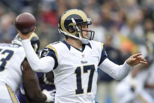 Keenum at practice, still in concussion protocol
