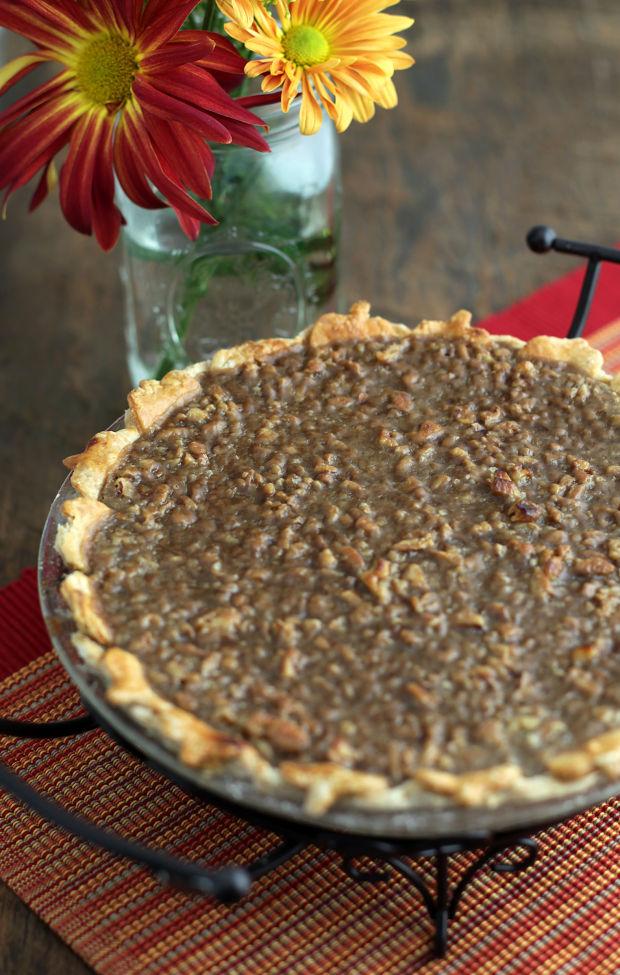 Praline Pumpkin Pie : Lifestyles