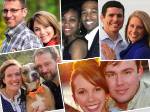 Meet some of the area's newest couples