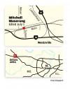 Wentzville Train Wreck map