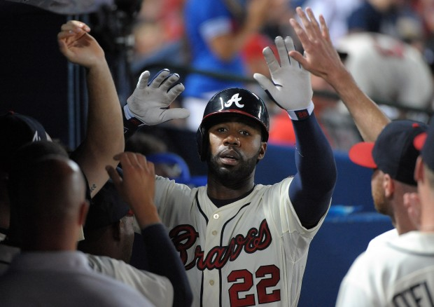 Why Heyward will wear No. 22 for Cardinals