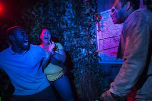 Halloween Horror Nights: Lots of scares and a few laughs, too