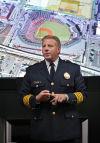 St. Louis Police Chief Sam Dotson