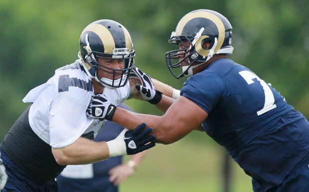 Breakfast with Bernie: Rams have no glaring weaknesses?