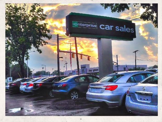 Enterprise Rental Car Sales >> Enterprise's credit union car sales grew 11 percent in 2014 : Business
