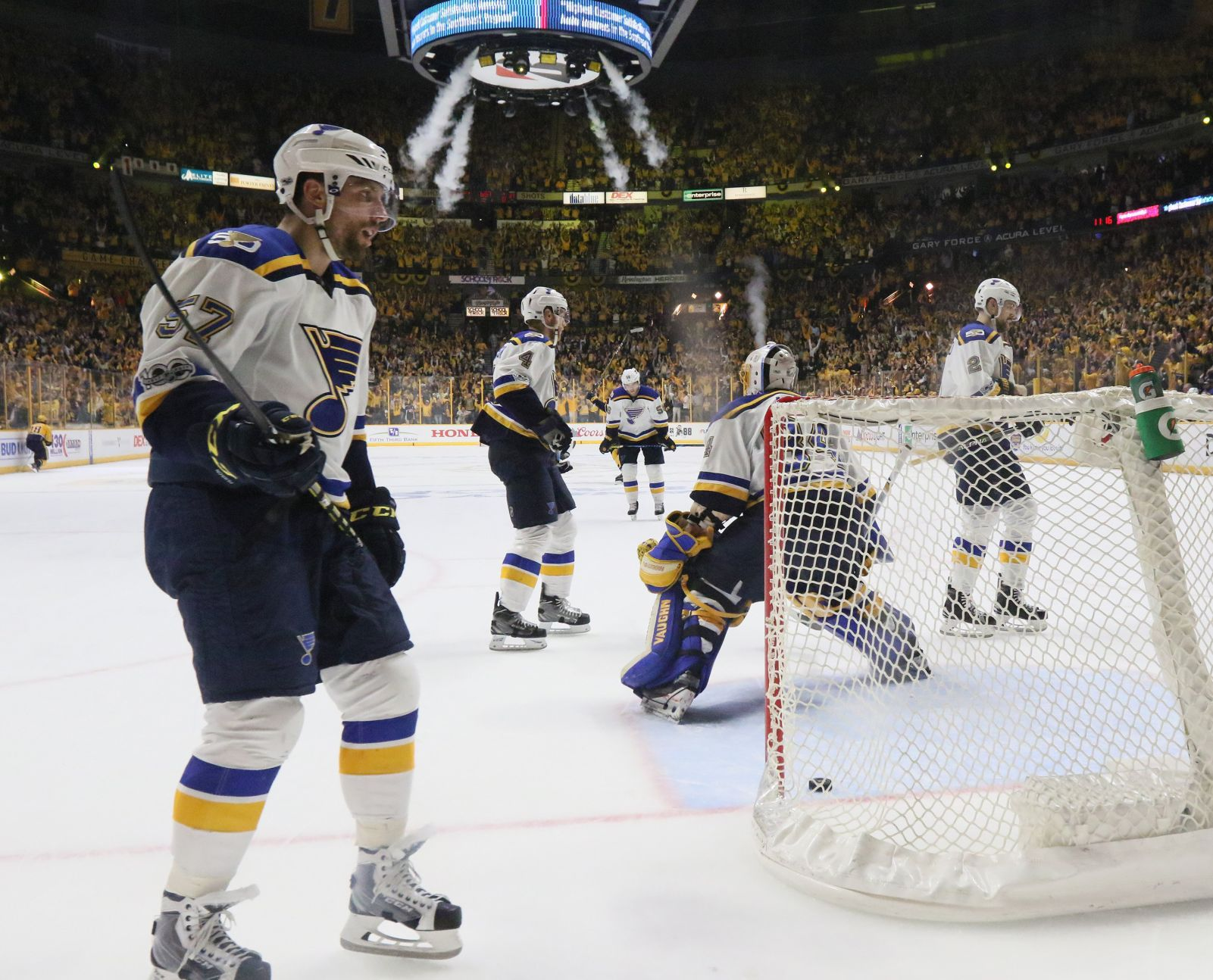 Hochman: Time For Blues To Take It Up A Notch