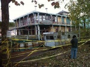 Goldenrod Showboat remains in limbo after auction