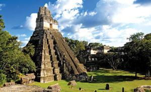 Today I'd go ... explore Mayan ruins