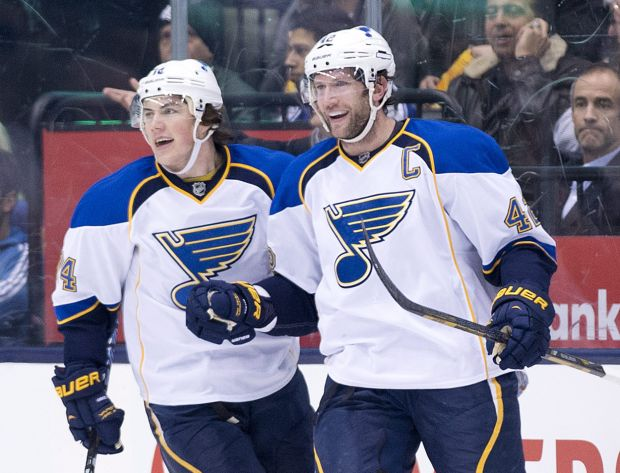 Backes, Oshie Are Out Indefinitely With Concussions