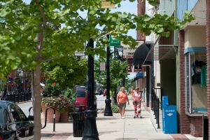 Downtown Belleville is on the upswing