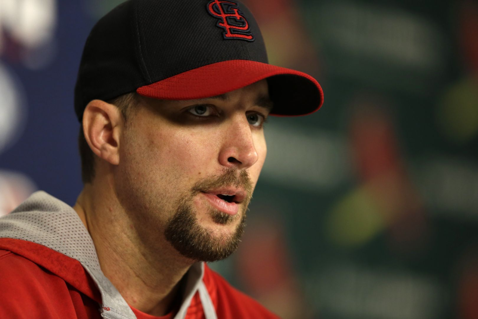 Five Questions with Cards ace Adam Wainwright