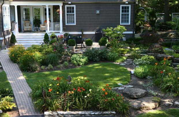 Meet our 2015 great garden contest winners lifestyles Home and garden contest