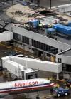 Tornado whips through Lambert Airport