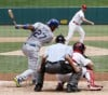 Cardinals v Los Angeles Dodgers