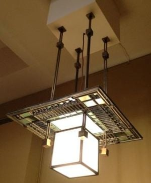 St. Louis Art Museum to buy $825,000 Frank Lloyd Wright chandelier