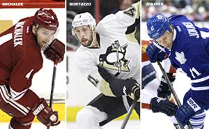 Blues add 3 players at trade deadline