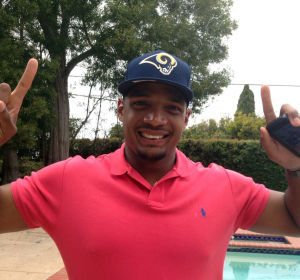 Historic pick: Rams take Michael Sam in 7th round