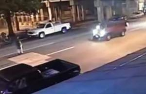 Surveillance video shows vehicles that hit and killed St. Louis man