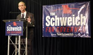In wake of Schweich's death, politics pushed aside by grief