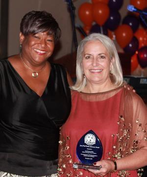 Ferguson author wins children's advocacy award