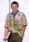 Lucas Shapland, Eagle Scout