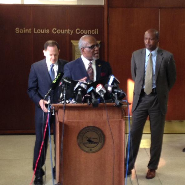 Calls for peace as St. Louis region prepares for grand jury announcement