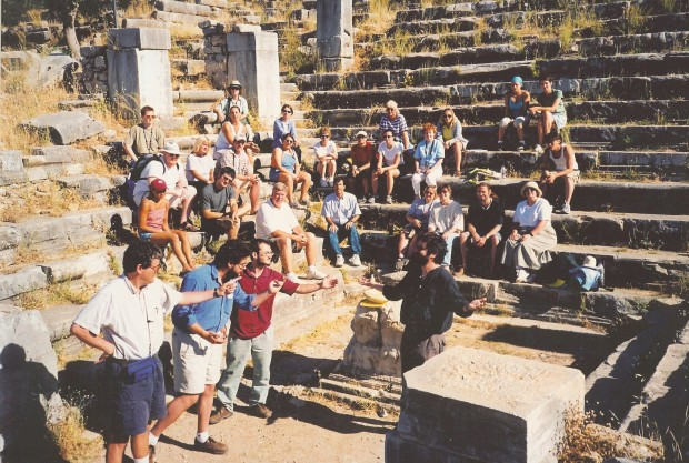 Make education fun with an Ancient Legacies tour of the ...