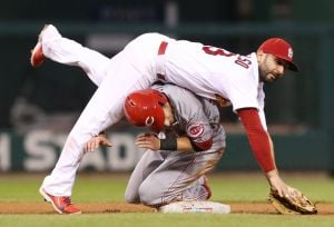 Video: Cards win 7-3 to sweep series