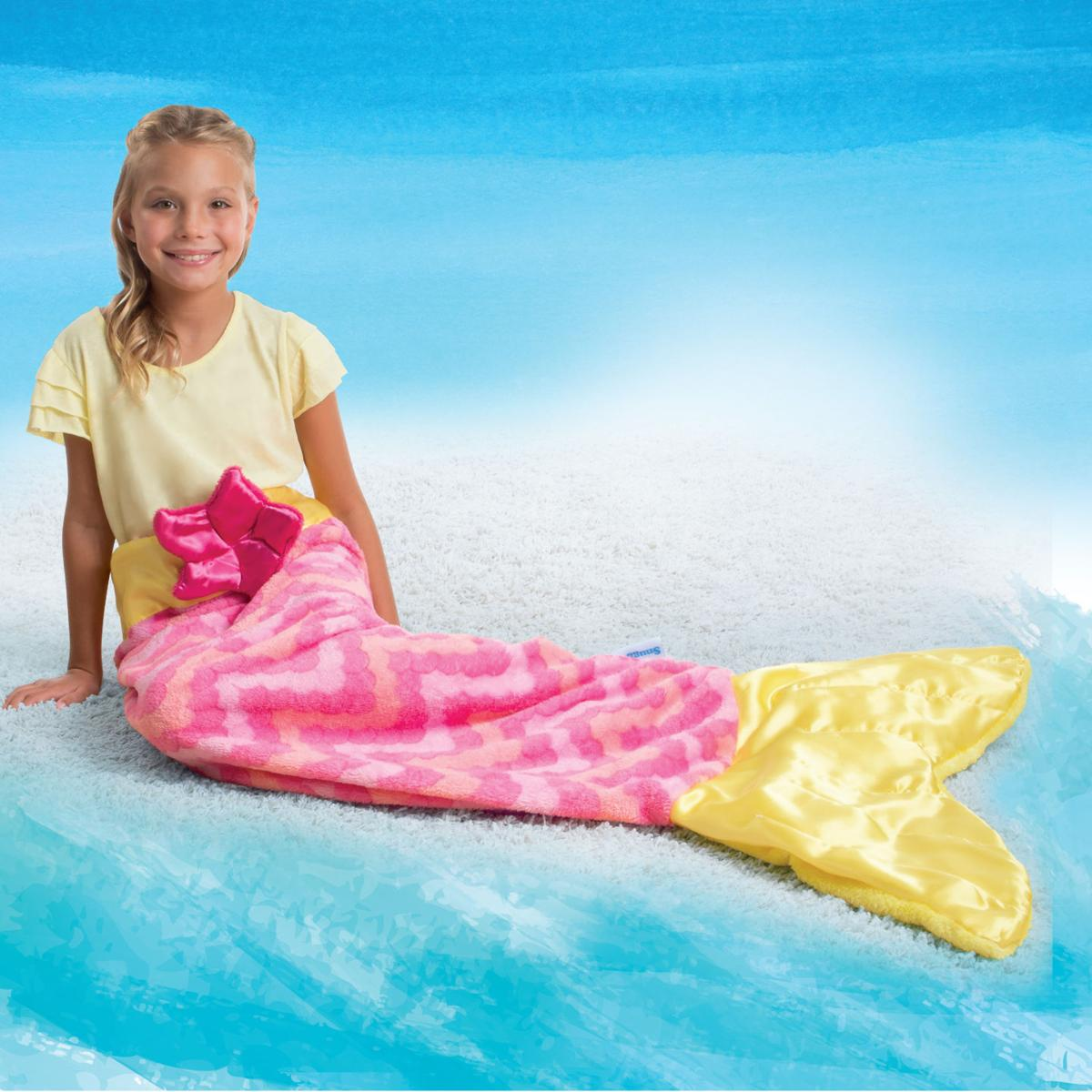 Extra gift ideas lifestyles for Clown fish snuggie tail