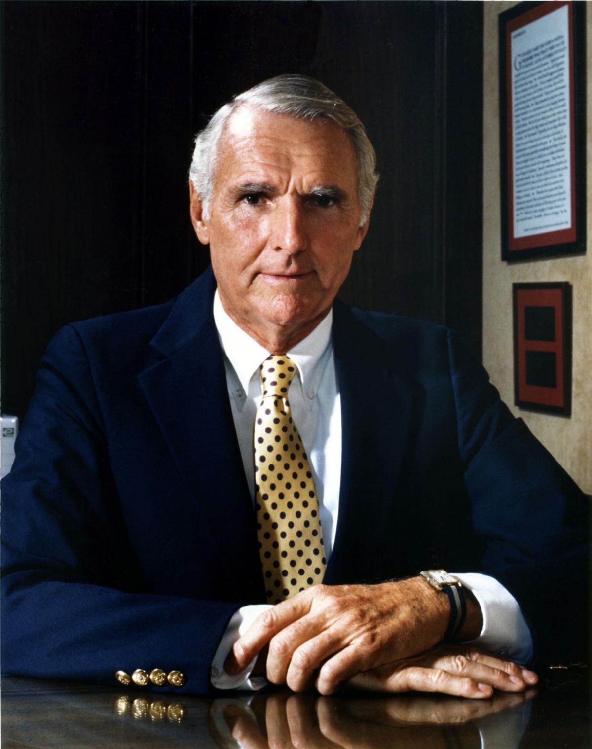 Jack Taylor Founder Of Enterprise Car Rental