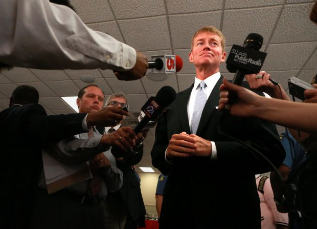 Koster dismisses New York Times report that he coddles contributors