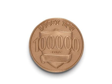 Bank places 100 'lucky pennies' in 10 cities worth $1,000 each