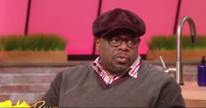 St. Louis' Cedric the Entertainer chats with Rachael Ray