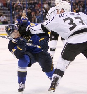 Game 2 Final: Kings 5, Blues 2