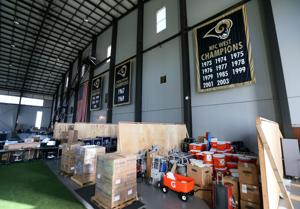 Party's over for many St. Louis Rams employees