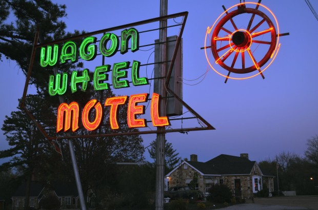 Updated Missouri Hotels Hope To Keep Route 66 Magic Alive
