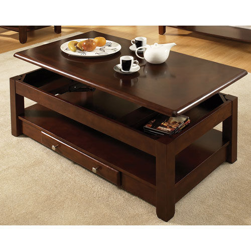 High Low Lift Cocktail Table Lifestyles