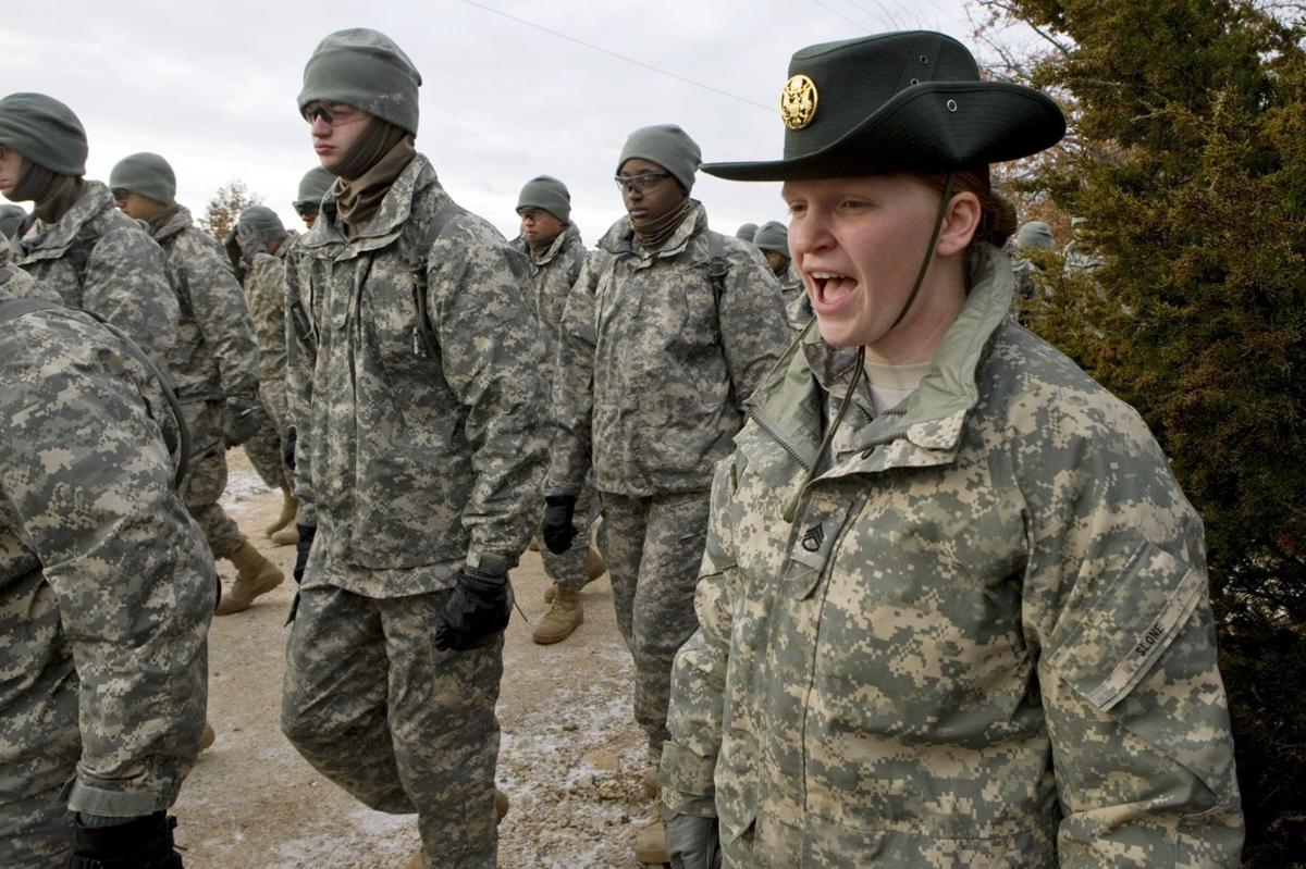 More Female Drill Sergeants Help Change Cadence At Fort