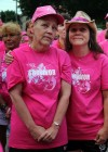 15th Annual Susan G. Komen St. Louis Race(R) for the Cure on June 15- Sisters Karen Dworzynski  and Mary Boehm