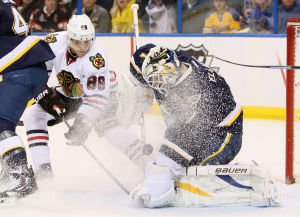 Blues hope return of regulars will boost offense